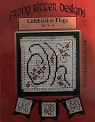 Frony Ritter Designs - Celebration Flags - Oh THUMBNAIL