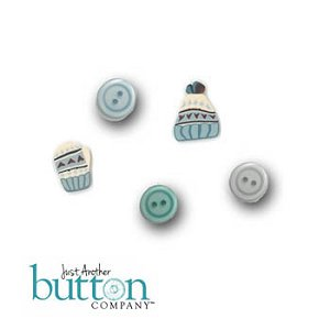 Jabco Button Pack - Hands On Design - Well Hello There - January MAIN