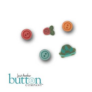 Jabco Button Pack - Hands On Design - Well Hello There - April MAIN