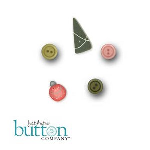 Jabco Button Pack - Hands On Design - Well Hello There - December MAIN