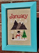 Pickle Barrel Designs - Bitty January