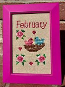 Pickle Barrel Designs - Bitty February
