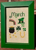 Pickle Barrel Designs - Bitty March