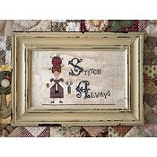 Lucy Beam Love In Stitches - Stitch Always THUMBNAIL