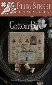Plum Street Samplers - Cotton Bird