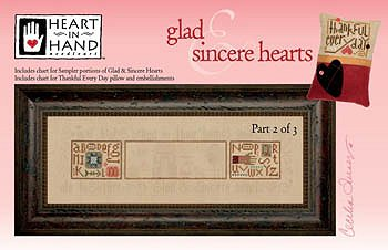 Heart In Hand Needleart - Glad & Sincere Hearts Part 2_MAIN