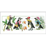 Vickery Collection - Penguin Year THUMBNAIL