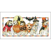 Vickery Collection - Halloween Hounds THUMBNAIL