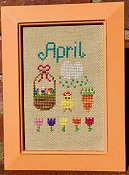 Pickle Barrel Designs - Bitty April
