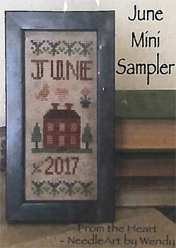 From The Heart - June Mini Sampler MAIN