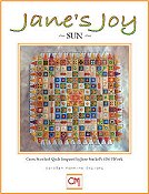 Carolyn Manning Designs - Jane's Joy - Sun