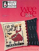 Heart In Hand Needleart - Wee One - Libby THUMBNAIL