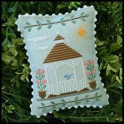 Country Cottage Needleworks - Main Street #3 Gazebo