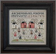 Little House Needleworks - Sampler Stitches