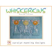 Carolyn Manning Designs - Whiskerkins - Seaside Felines