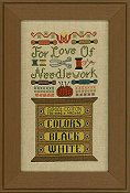 Elizabeth's Designs - For Love Of Needlework