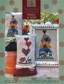 Amy Bruecken Designs - Peace & Love