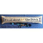 Needle Bling Designs - It's All About The Stitch