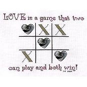 X's & Oh's  - Love Game THUMBNAIL