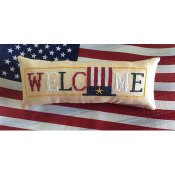 Needle Bling Designs - Patriotic Wee Welcome