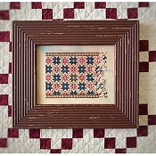 Lucy Beam Love In Stitches - Star Coverlet THUMBNAIL