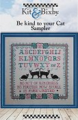 Kit & Bixby - Be Kind To Your Cat Sampler