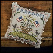 Little House Needleworks - Early Americans No. 5 Freedom THUMBNAIL