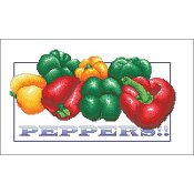 Vickery Collection - Peppers