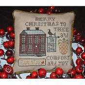 Abby Rose Designs - Comfort And Joy