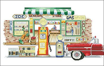 Vickery Collection - General Store MAIN