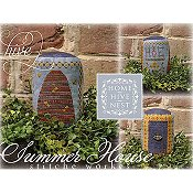 Summer House Stitche Workes - Home Hive Nest Series - Hive