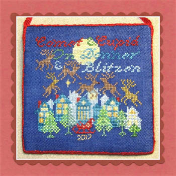 Tempting Tangles Designs - Comet and Cupid MAIN