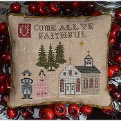 Abby Rose Designs - O Come All Ye Faithful