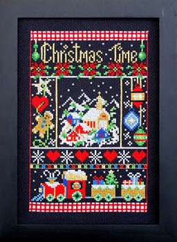 Bobbie G Designs - Christmas Time MAIN