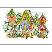 Vickery Collection - Gnome Home THUMBNAIL