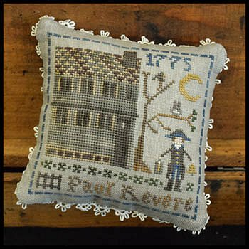Little House Needleworks - Early Americans No. 6 Paul Revere MAIN