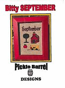 Pickle Barrel Designs - Bitty September
