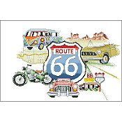 Vickery Collection - Route 66 THUMBNAIL