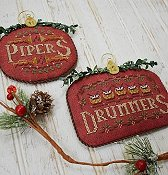 Hands On Design - 12 Days - Pipers & Drummers_THUMBNAIL