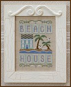 Country Cottage Needleworks - Beach House THUMBNAIL