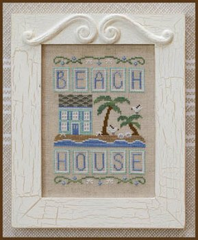 Country Cottage Needleworks - Beach House MAIN