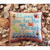 Needle Bling Designs - To The Beach & Back THUMBNAIL