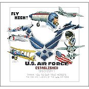 Vickery Collection - Air Force THUMBNAIL