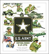 Vickery Collection - Army