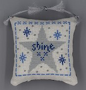 Misty Hill Studio - A Blue and Silver Christmas - Shine