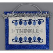 Misty Hill Studio - A Blue and Silver Christmas - Twinkle