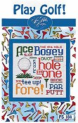 Sue Hillis Designs - Play Golf!