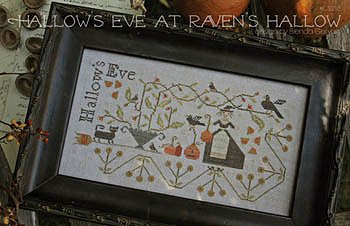 With Thy Needle & Thread - Hallow's Eve At Raven's Hollow MAIN