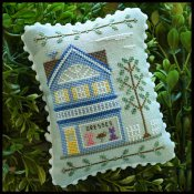 Country Cottage Needleworks - Main Street #6 Dress Shop THUMBNAIL
