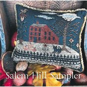The Scarlett House - Salem Hill Sampler